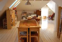 Attic space / by Suzanne King