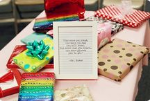 Party/Activity Ideas / by Stacy LeFevre