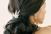 Wedding: Hair / Hair styles for your wedding / by A Regal Affair