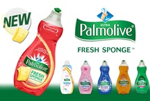 Palmolive Fresh Sponge / Disclosure: I received a complimentary bottle of Palmolive Fresh Sponge from Influenster (http://www.inflluenster.com) for testing and review purposes. My opinions are unbiased and remain my own. / by Jackie Griebel