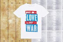 Lynx Peace - Make Love Not War / http://www.lynxpeace.com/ / by Lynx
