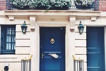 Doors / by Yester Home