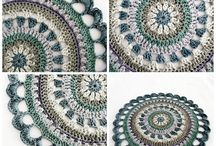 Crochet in Color: Green / What is your favorite color to see in crochet? I'm creating a set of boards organized by color. This is one is for the green crochet items. / by Crochet Concupiscence