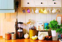 La cuisine selon Nancy / les cuisines de mes rêves, mobilier, déco, astuces, produits... / by Nancy Moreno