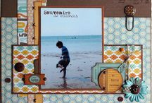 Even more scrapbook layouts / by Kay Batchelor