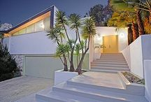 Celebrities Homes / by Marlene Campbell