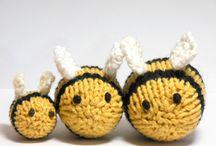 Bees / by Nedra Sorensen
