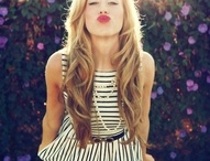 """My Style / Admittedly a girlie girl.  """"I like my money right where I can see it: hanging in my closet."""" -- Carrie Bradshaw  / by Lauren Oxby"""