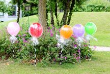 Party ideas / by Brianne Feighner