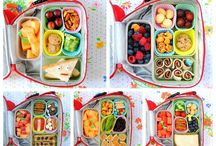 Kid lunches / by Juli Marshall