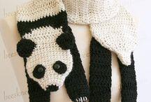 panda / by Emma en Mona