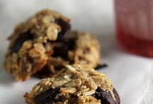 Healthier Treats to Try / Treats with no white flour or white sugar / by Nisha Riggs