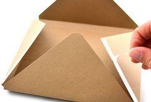 Envelopes / by Lain Ehmann
