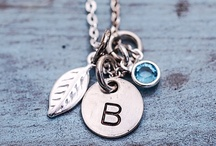 Wedding Bridal Party Gifts / by Something About Silver