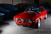 Alfa Romeo Bizzarini ASA Iso / by Patrick Quinn