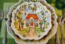 I LOVE dishes!!! / by Doris Wark