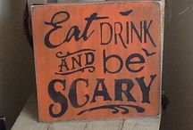 Halloween / by Sarah Bradfield