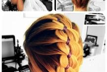 Hair/Nails / by Manicka Swaney