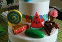 Cakes / by Alyssa Johnstone