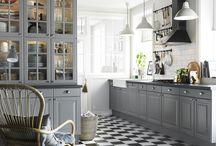 Kitchen / by Lauren Gregory