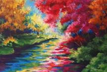 paintings / by gunjan bhargava