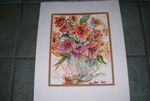 ART AT ETSY.COM AT UINMIND / by Marsha Gabriel