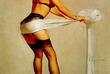 Pin ups / by PatriciaLee Prange-Smith