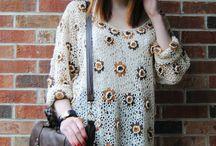 Vêtements au crochet / by Laetitia Colori