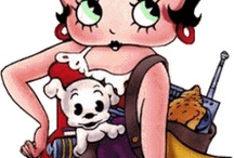 My Girl Betty Boop / by Nora Blackman