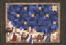 Christmas quilt / by Nancy Cordes