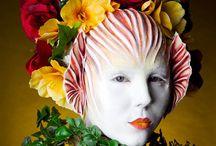 Jetori Body Art / Prosthetics - Body Paint - Mask - Tattoo / by Jetori Ltd