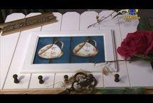 artesanato-vídeos / by Eliana Binder Vrtovsek