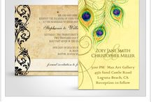 We humbly request your presence... / Wedding Invitations! / by Gaitrie C. Singh
