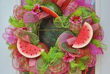 Wreaths / by Melinda Gutierrez