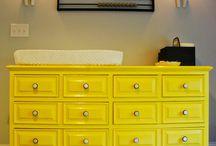 Refinished Dressers / by Randalynn Wrinkle