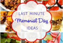 Memorial Day Ideas / by PishPosh Baby