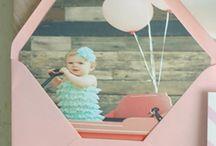 Kiddie parties!!  / by Meredith McCall