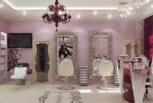 Salon / by Stephanie Devereaux