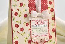 Cards... / by Jennifer Hodge