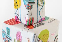 Handmade Gift Wrapping / Add a personal DIY twist to your gift wrapping / by BlissfulPatterns
