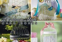 More wedding ideas / BMs...pin your ideas here! / by Victoria Lo