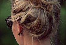 Hair / by Tresea Drapal