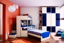 kids room / by Greer Blair