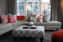Living Room ideas / by Erin Jackson