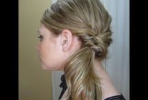 Quick hairstyles / by Katherine Caballero