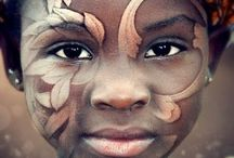 Face of Many Expressions / by Pamela Johnson
