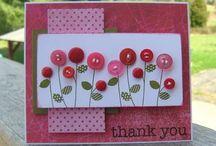 Cards / by Marsha Cash Mazzacano Reponen