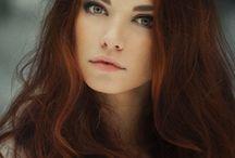 Portraits/Beauty / by Marci Stuchlikova