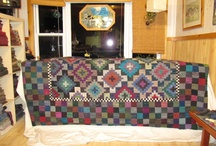 Hooked rugs /  Hooking rugs is a wonderful way to express yourself. / by Sherrie Petersen