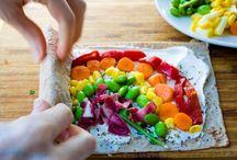 Healthy Eats / Healthy Food Recipes / by Tiffanie McGuire-Hutton
